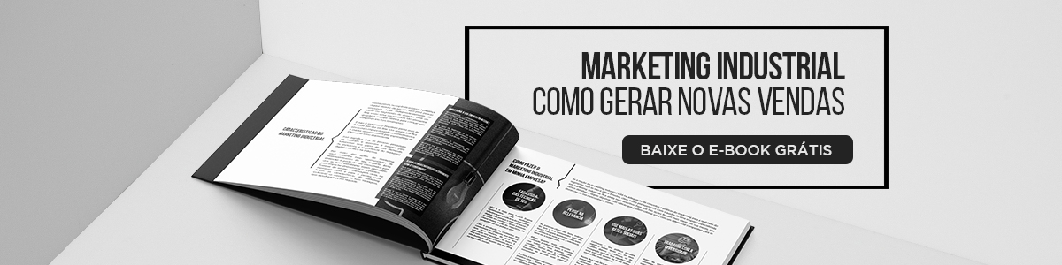 E-BOOK MARKETING INDUSTRIAL COMO GERAR NOVAS VENDAS